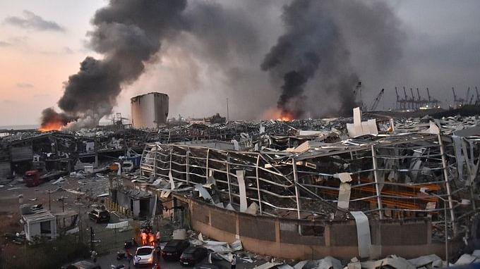 Lebanon: बेरूत भीषण धमाके में 78 की मौत और 4000 से ज्यादा घायल, वीडियो में देखें दिल दहलाने वाला मंजर