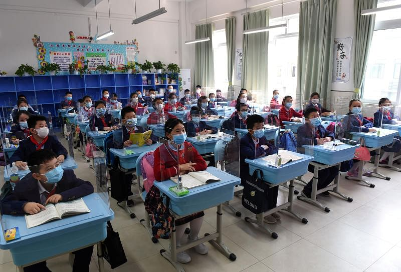 schools reopen latest updates coronavirus vaccine unlock guidelines for  schools Jharkhand bihar up mp modi govt state govt here all updates amh