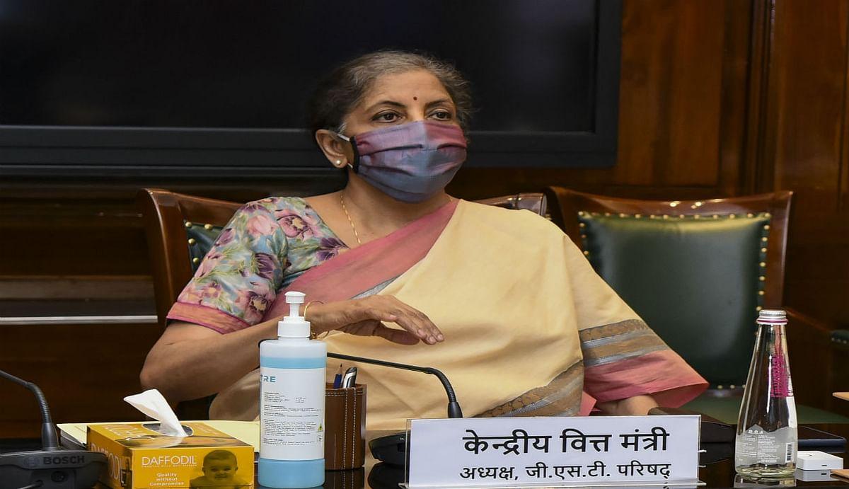 राजस्व में कमी की भरपाई के लिए बाजार से कर्ज लें राज्य, जीएसटी काउंसिल की बैठक में केंद्र सरकार ने कही ये बात