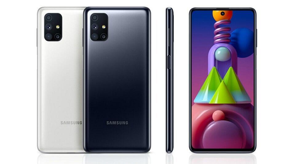 Samsung Galaxy M51 लॉन्च, 7000mAh बैटरी और चार रियर कैमरे के साथ ये खूबियां हैं खास