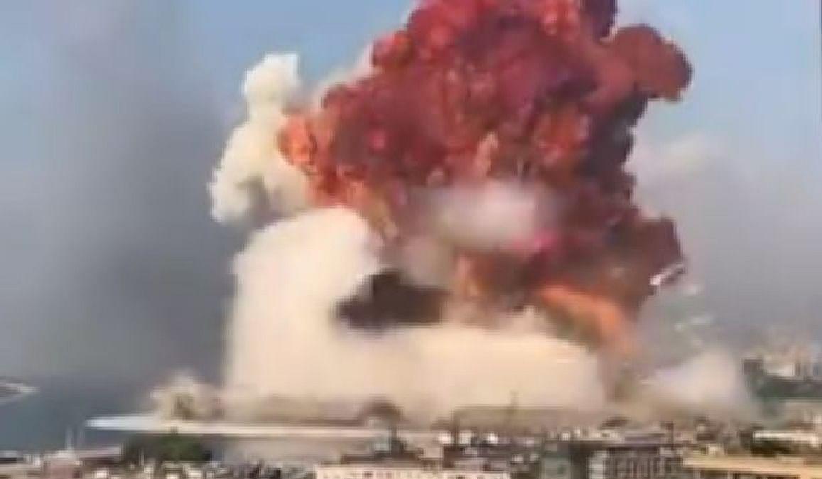 विस्फोट के बाद लेबनान को वापस खड़ा करने में अंतरराष्ट्रीय मदद की जरुरत