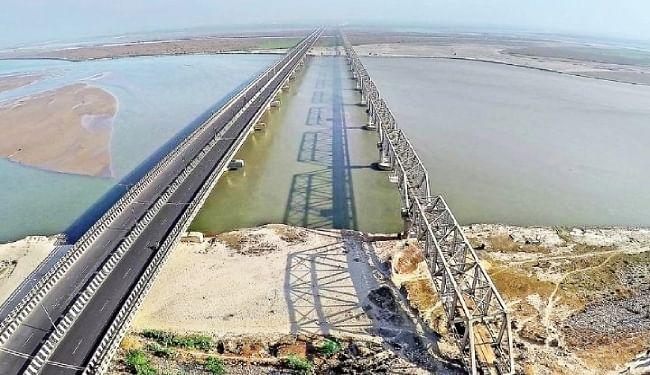 17 साल की मेहनत के बाद तैयार हुए कोसी महासेतु का पीएम मोदी ने किया उद्घाटन, 516 करोड़ रुपये की लागत से बने इस पुल का जानें इतिहास...