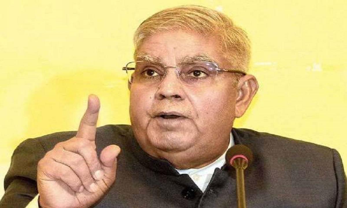 धनखड़ का ममता पर आरोप, कहा- पश्चिम बंगाल के किसानों को नहीं मिला पीएमकेवाई के 8,400 करोड़ रुपये का लाभ