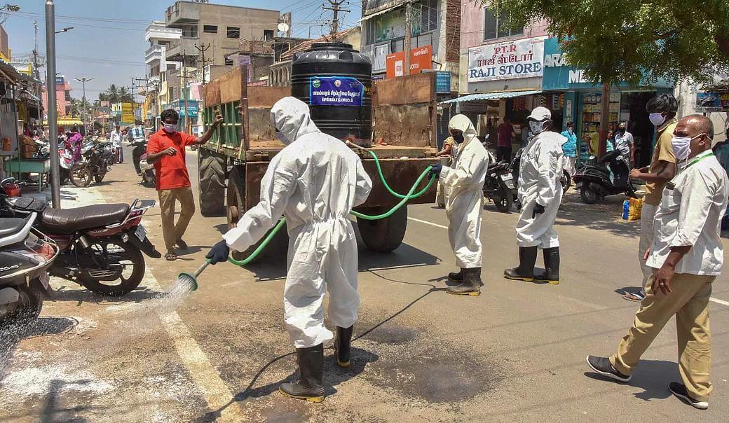 Coronavirus In Jharkhand Update :  झारखंड में कोरोना के 17 हजार से अधिक मामले, 160 लोगों की हुई मौत