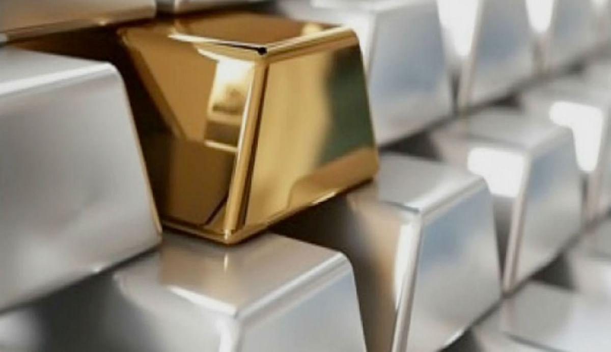 Gold Rate : सोना-चांदी के भाव में भारी गिरावट, जानिए सर्राफा बाजार में आज क्या रहा सोना का भाव...