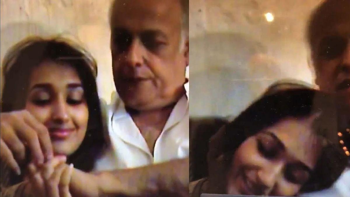 जिया खान का हाथ पकड़े नजर आए इस वीडियो में महेश भट्ट, सोशल मीडिया पर वायरल हो रहा ये VIDEO