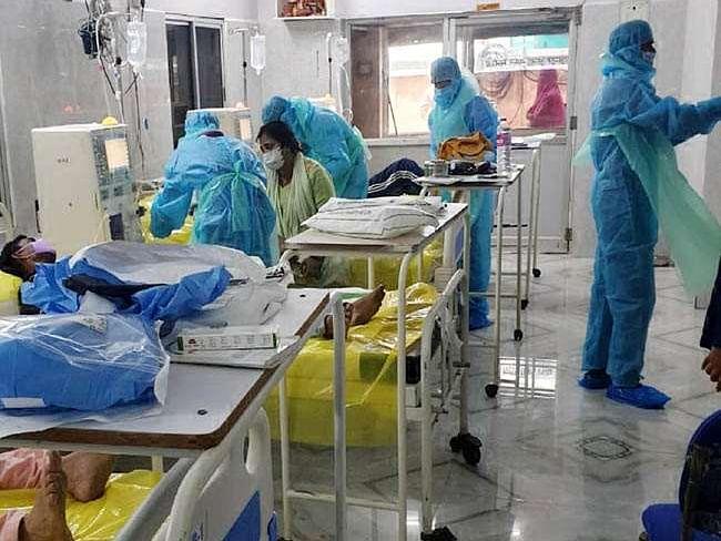 झारखंड में 974 नये कोरोना संक्रमित मिले, नौ की मौत, जानिये किस जिले में कितने नये मामले