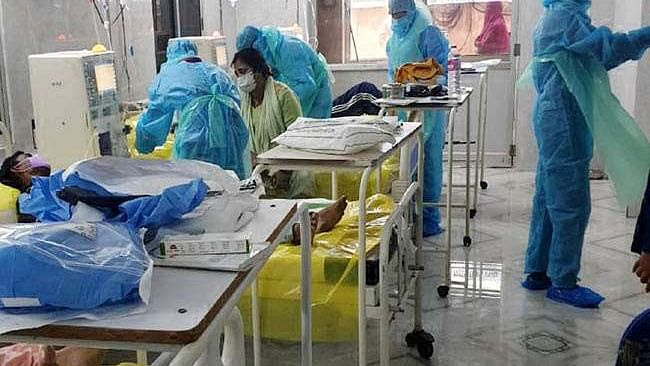 Jharkhand Coronavirus News: कोरोना वायरस से झारखंड में नौ की मौत, 1508 नये पॉजिटिव मिले