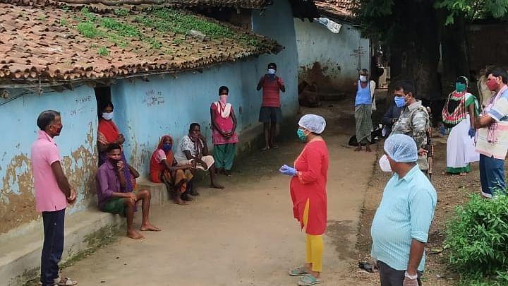 Coronavirus in Jharkhand LIVE Update : गुमला जिला के घाघरा थाना जाने से घबरा रहे लोग, प्रखंड में लगातार बढ़ रहा कोरोना का संक्रमण