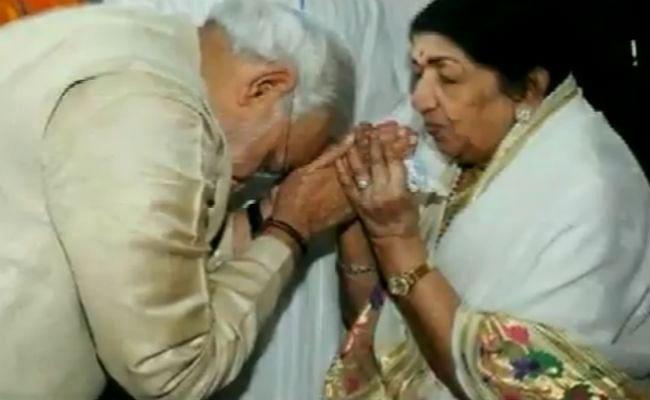रक्षाबंधन पर लता मंगेशकर ने पीएम मोदी को भेजा खास राखी मैसेज, प्रधानमंत्री ने दिया ये जवाब... VIDEO