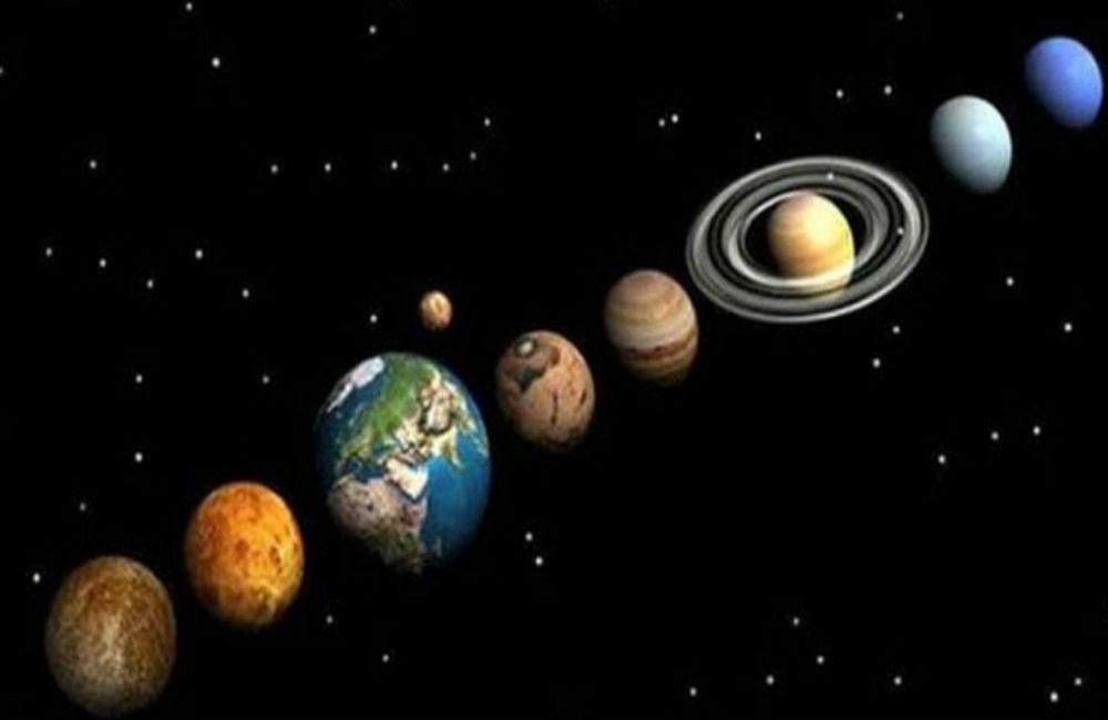 Khagoleey Ghatana 2020: सौरमंडल के सभी आठ ग्रहों को एक साथ देखें...