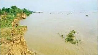 महानंदा व डोंक नदी के जलस्तर में बढ़ोतरी, टेंगरमारी में बढ़ता जा रहा है कटाव