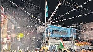 Independence day 2020 : इस शहर में नहीं होता सुबह का इंतजार, 14 की रात में ही लहराता है आजाद तिरंगा