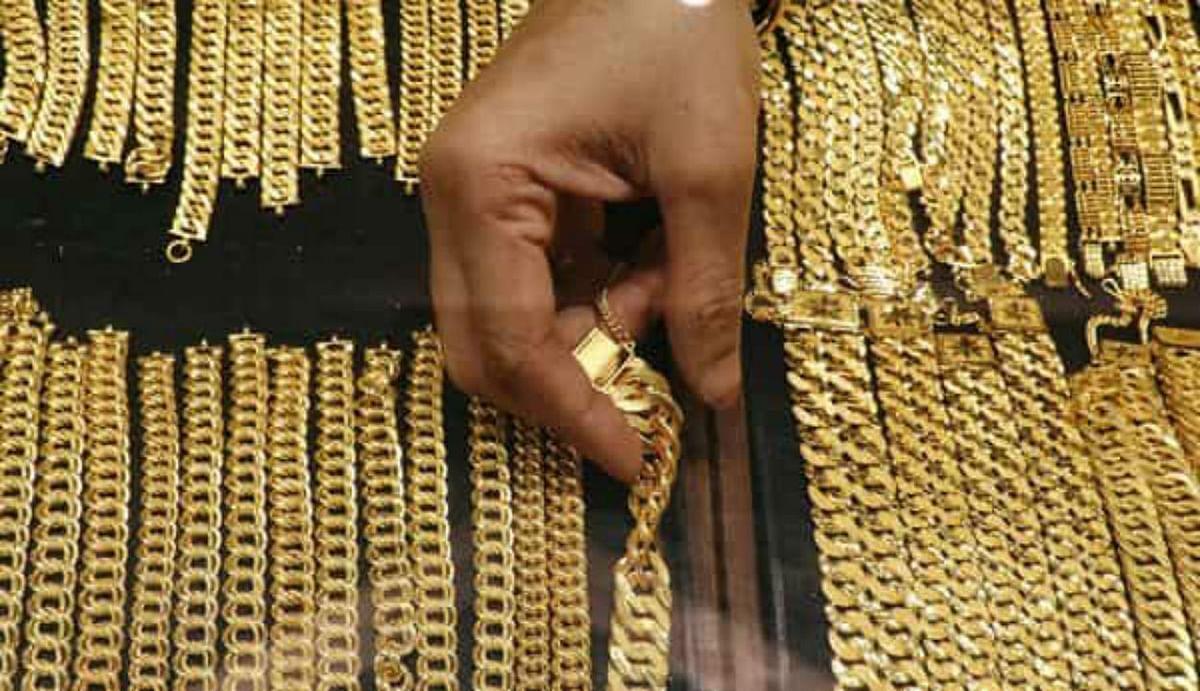 Gold Price में आज 500 रुपये से अधिक की गिरावट दर्ज, जानिए सर्राफा बाजार में क्या रहा 10 ग्राम सोना का भाव