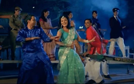 Bhojpuri Song : भोजपुरी सुपरस्टार निरहुआ संग मोनालिसा ने 'सजना मोरे सजना' गाने पर लगाये ठुमके, देखें VIDEO