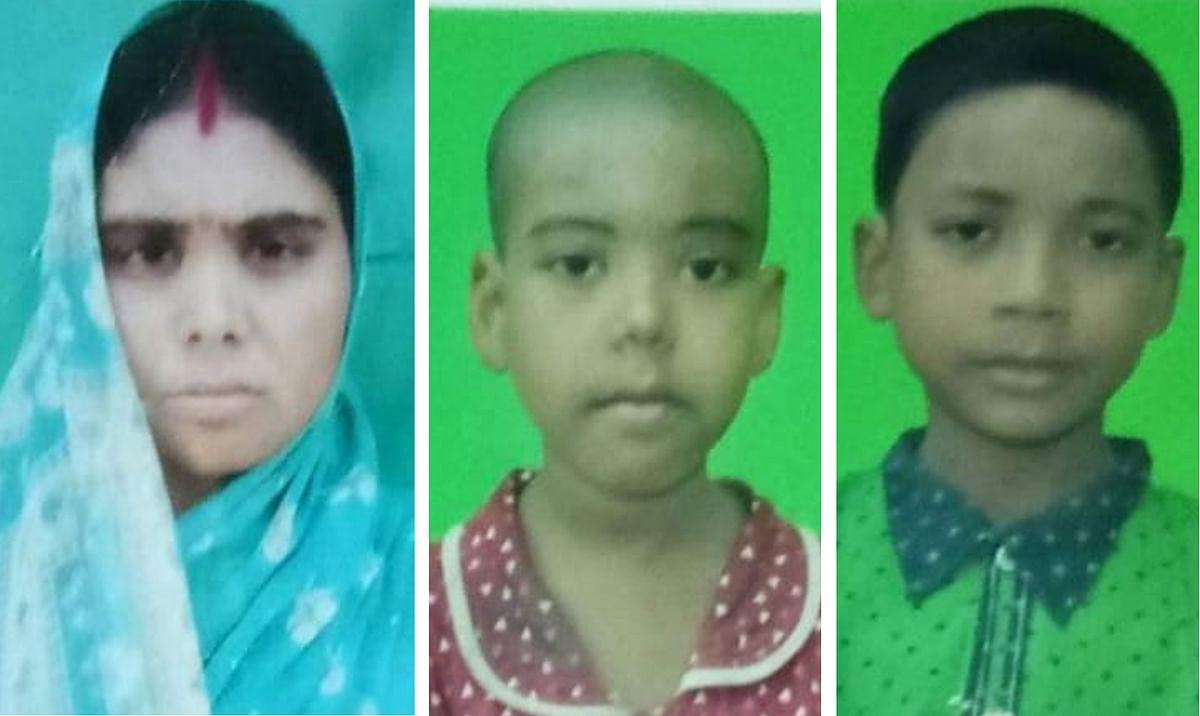 झारखंड के मुख्यमंत्री हेमंत सोरेन के आदेश के 72 घंटे में यूपी से अपहृत गढ़वा की महिला बच्चों के साथ बरामद, दो गिरफ्तार