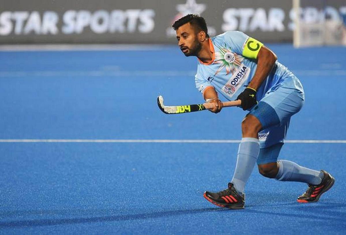 Coronavirus Live Update:  भारतीय हॉकी के कप्तान मनप्रीत सिंह सहित 4 खिलाड़ी कोरोना पॉजिटिव