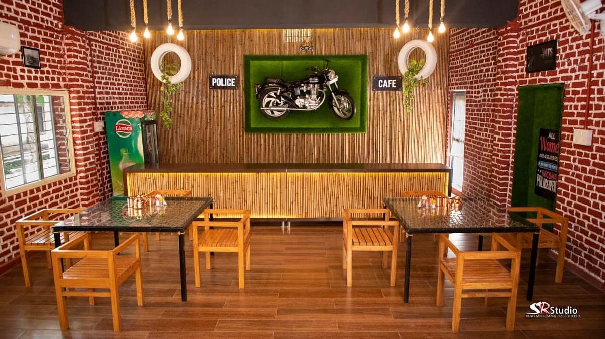 यूपी में खुला देश का पहला पुलिस कैफे, पुलिसकर्मियों को हेल्दी फूड के साथ मिलेंगी ये सुविधाएं