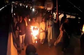 चीन और पाकिस्तान के बांधों के निर्माण के खिलाफ पीओके में जोरदार विरोध प्रदर्शन, देखें वीडियो