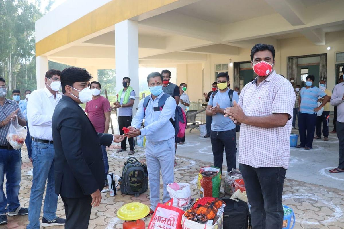 Jharkhand Coronavirus LIVE Updates : गुमला के अपर समाहर्ता व डीटीओ कोरोना संक्रमित : उपायुक्त के कार्यालय को किया सील