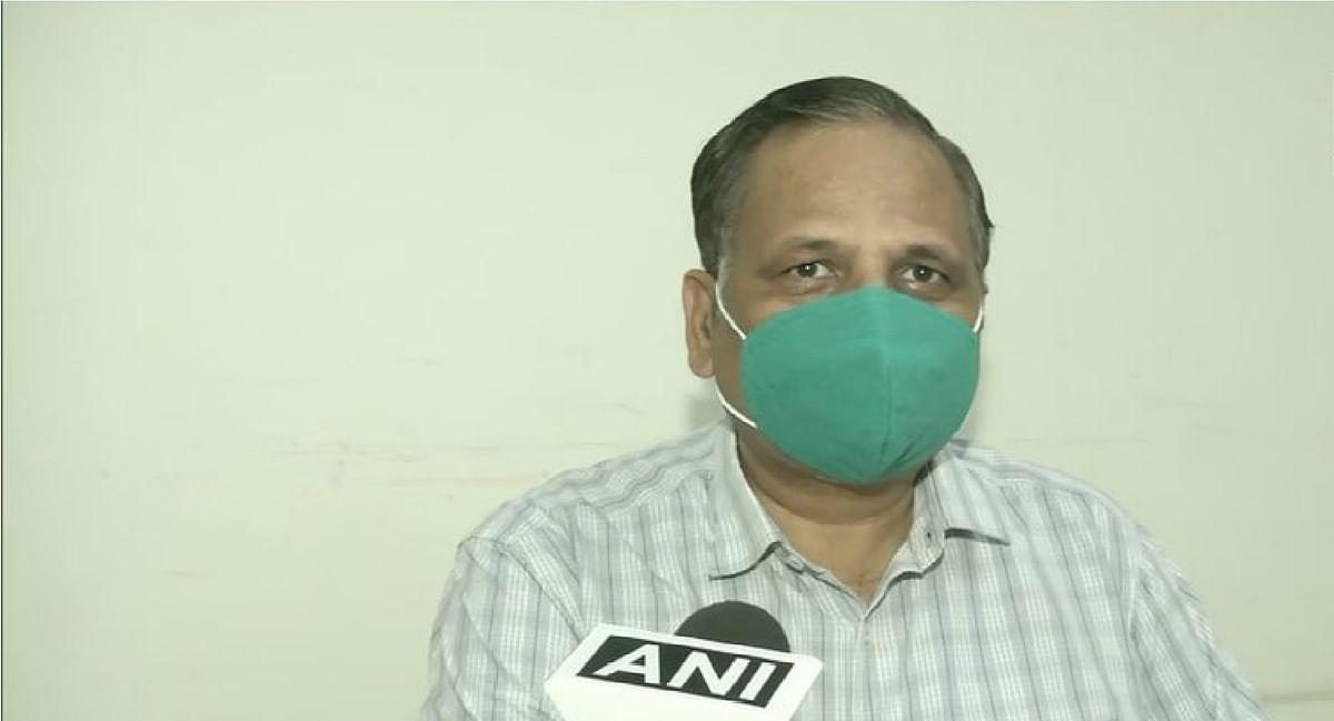 दिल्ली में फिर बेकाबू हुआ कोरोना, मंत्री जैन ने बाहरियों को ठहराया जिम्मेदार