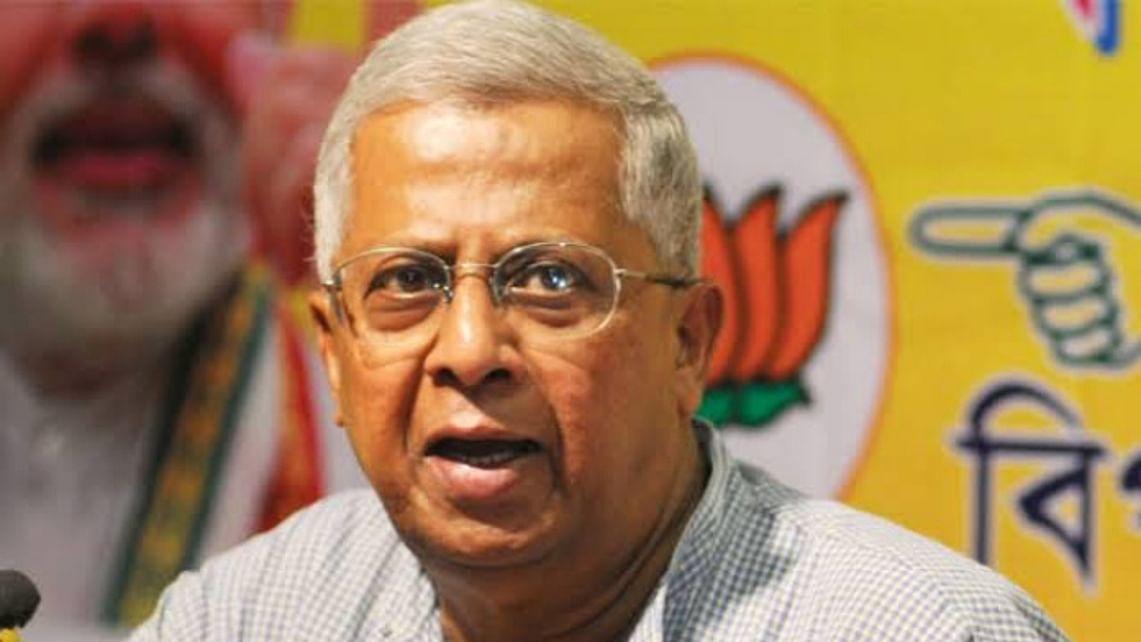 बंगाल चुनाव 2021 में हार के कारणों पर भाजपा के केंद्रीय नेतृत्व को रिपोर्ट सौंपेंगे तथागत राय