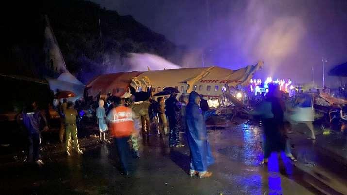 Air India Express Flight Crash, Live Updates: केरल विमान हादसे से पूरा देश सन्न, पीएम मोदी, अमित शाह सहित तमाम लोगों ने जताया दुख, जानिये कैसे हुआ हादसा