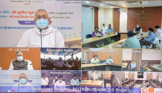 अगर बिहार की जनता हमें ही मौका देगी, तो आगे बढ़ाएंगे विकास का काम : नीतीश कुमार