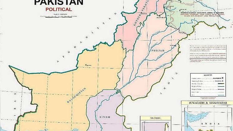 नक्शे की राजनीति पाक की मजबूरी