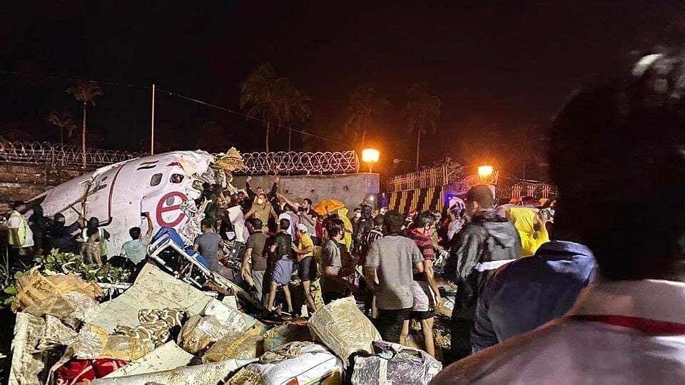 Air India Express Flight Crash, Live Updates: अंत तक विमान को क्रैश होने से बचाने की कोशिश करता रहा पायलट, अब तक 18 की मौत