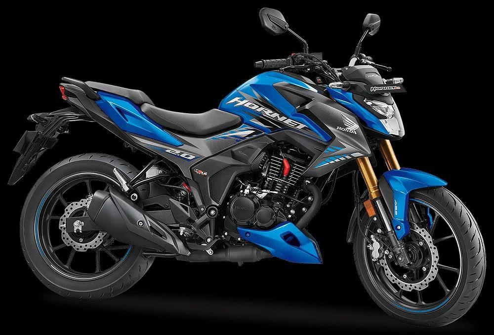 Honda Hornet 2.0 बाइक लॉन्च, Pulsar Apache को देगी टक्कर