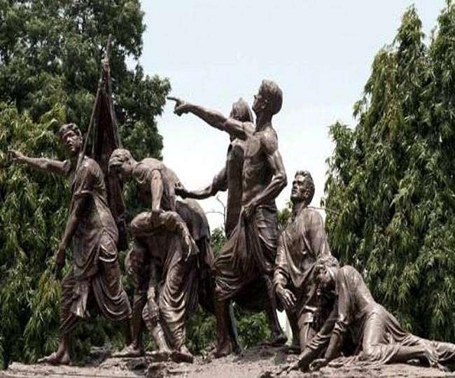अगस्त क्रांति दिवस : तिरंगा फहराने के लिए हंसते-हंसते शहीद हो गये थे बिहार के सात सपूत
