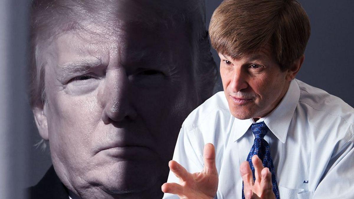 अमेरिकी इतिहासकार एलन लिक्टमैन की राष्ट्रपति चुनाव पर भविष्यवाणी, बोले- ट्रंप की राह मुश्किल