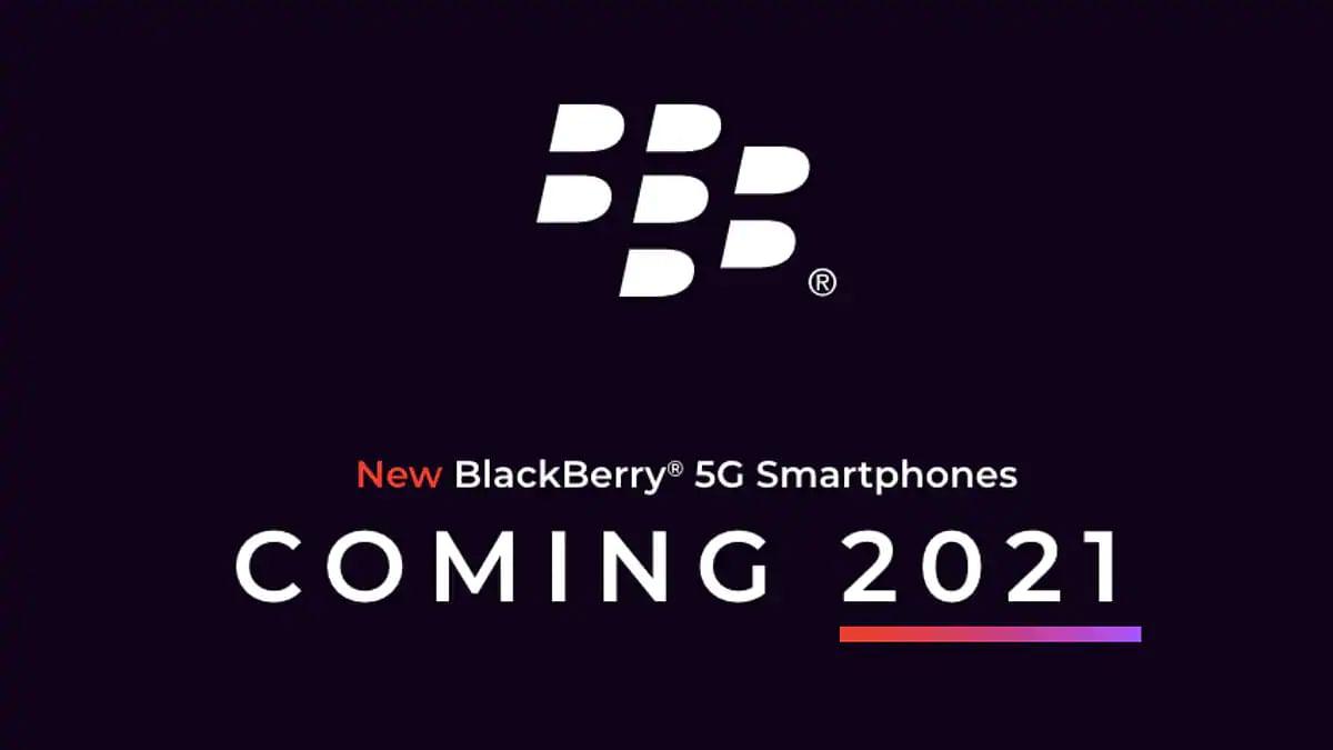 5G स्मार्टफोन के साथ धमाकेदार वापसी को तैयार BlackBerry