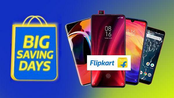 Flipkart Big Saving Days: आज आधी रात से शुरू होगी सेल, मोबाइल फोन और इलेक्ट्रॉनिक्स पर मिलेगी भारी छूट, इन ऑफर्स का उठाएं फायदा