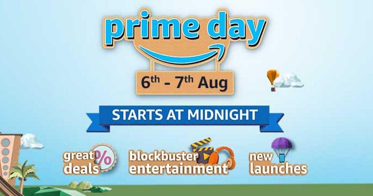 Amazon Prime Day 2020: आज आधी रात से शुरू होगी सेल, मोबाइल फोन और इलेक्ट्रॉनिक्स पर मिलेगी भारी छूट, इन ऑफर्स का उठाएं फायदा