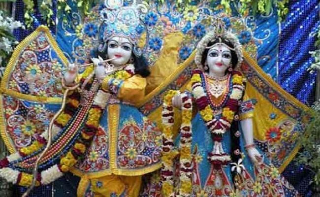 Krishna ji ki Aarti, Chalisa : मथुरा में प्रकट होने वाले हैं नन्दलाल, जन्मोत्सव के बाद जरूर करें श्रीकृष्ण चालीसा का पाठ
