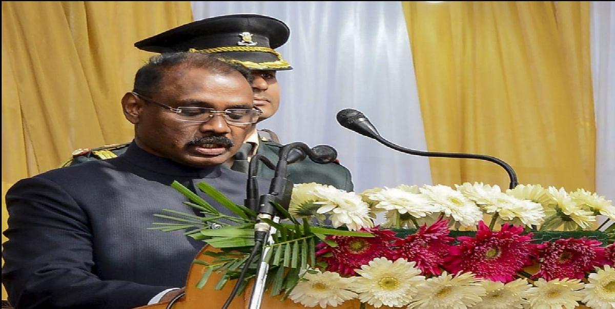 जम्मू-कश्मीर के पूर्व उपराज्यपाल गिरीश चंद्र मुर्मू नये CAG नियुक्त