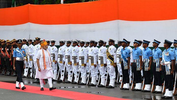 15 August: स्वतंत्रता दिवस समारोह से पहले 350 पुलिसकर्मी कोरेंटिन, पीएम मोदी को गार्ड ऑफ ऑनर देने वाले भी शामिल