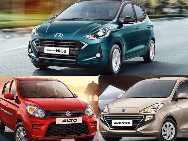 Alto, Santro सहित इन 5 हैचबैक कारों की खरीद पर मिल रहे बड़े फायदे