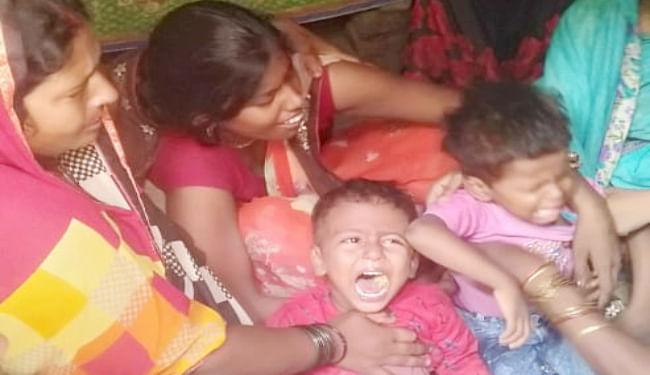 उत्तर प्रदेश के बहराइच में हुए सड़क हादसे में बिहार के चार मजदूरों की मौत, 10 घायल