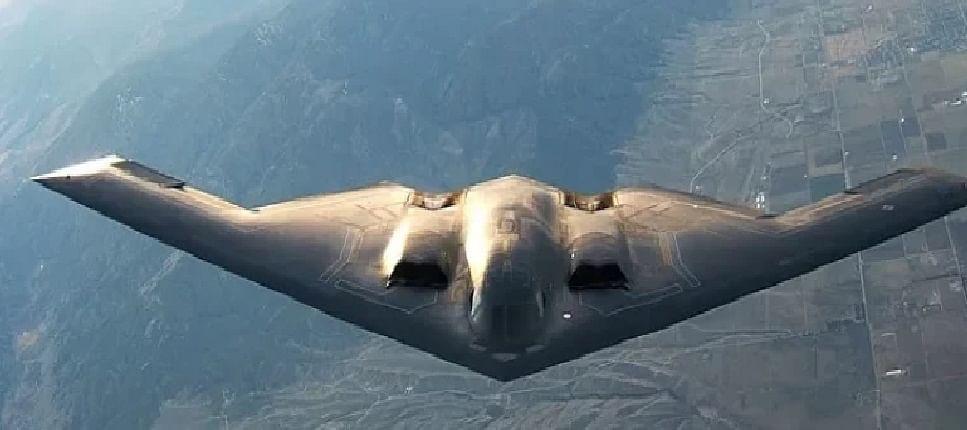 भारत की मदद के लिए अमेरिका तैनात कर सकता है, 16 परमाणु बम लेकर चलने वाला विमान
