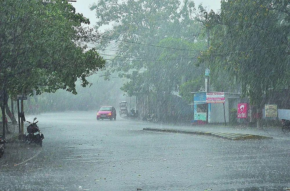 झारखंड में बढ़ी गर्मी व उमस के बीच कब से होगी बारिश ? जानिए मौसम का हाल