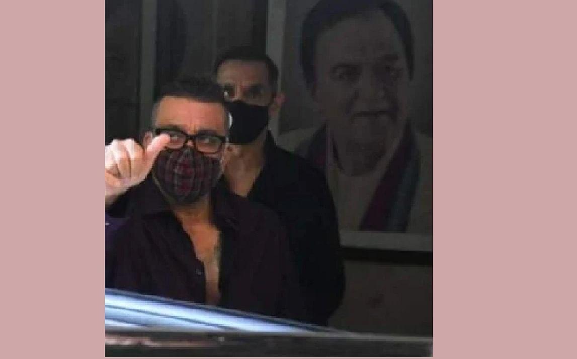 अभिनेता  संजय दत्त को मिली अस्पताल से छुट्टी