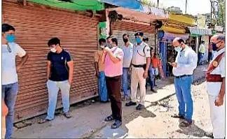 बिहार के इस जिले में 53 नये कंटेनमेंट जोन चिह्नित, जानें मिले कितने संक्रमित मरीज