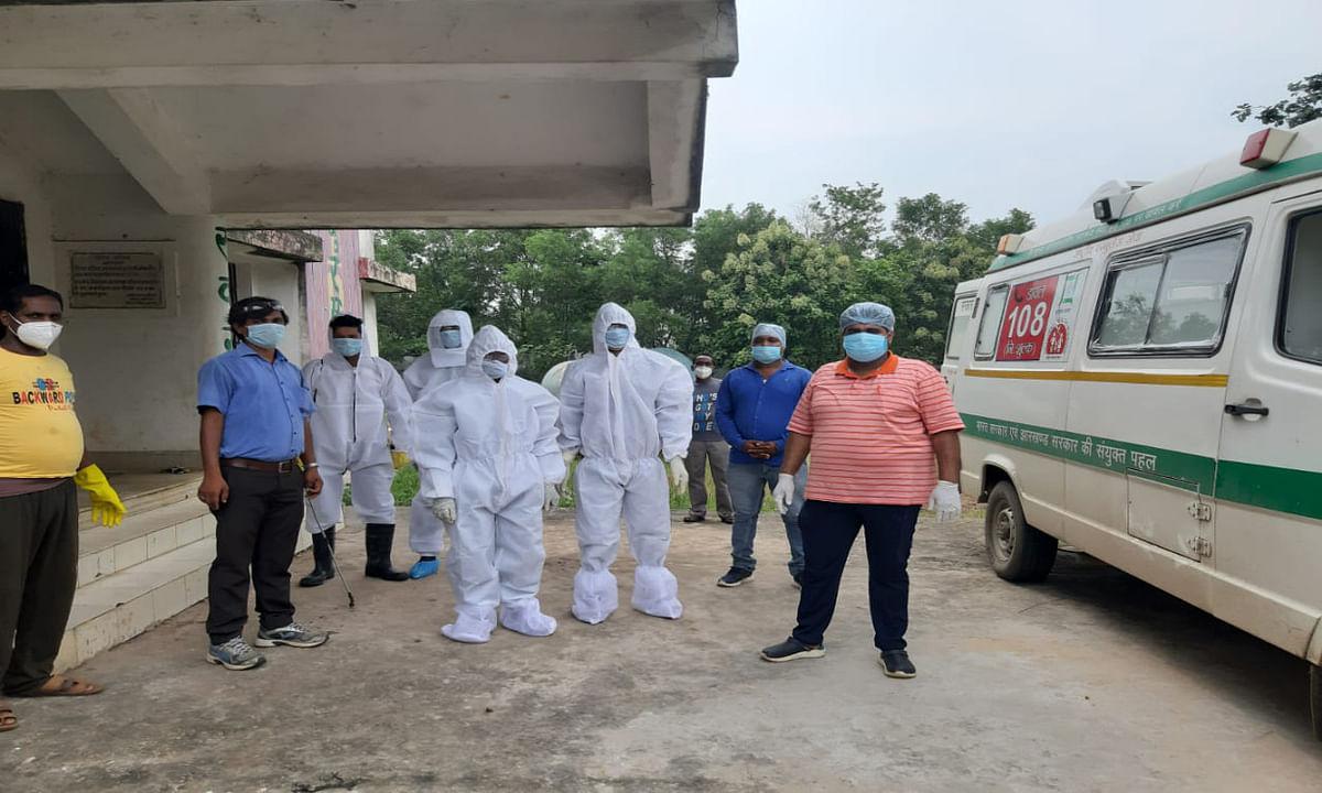 रांची में 233 लोगों के साथ राज्य में करीब 700 कोरोना संक्रमित हुए स्वस्थ, 11 की हुई मौत