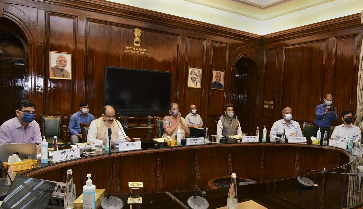 'भारत की संचित निधि से राज्यों को नहीं किया जा सकता मुआवजे का भुगतान, जीएसटी कलेक्शन में 2.35 लाख करोड़ रुपये की आयी है कमी'