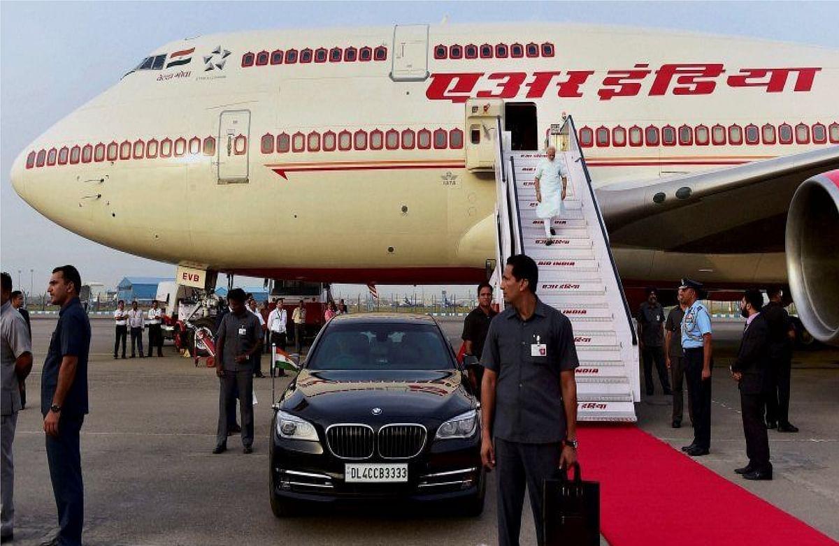 अमेरिका से आना था राष्ट्रपति, उपराष्ट्रपति और प्रधानमंत्री के लिए VVIP विमान, तकनीकी कारणों से स्थगित