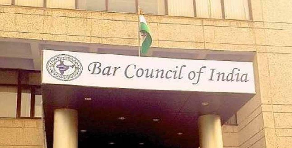 'बार काउंसिल ऑफ इंडिया'  ने की अदालत में पहले की तरह सुनवाई करने की अपील