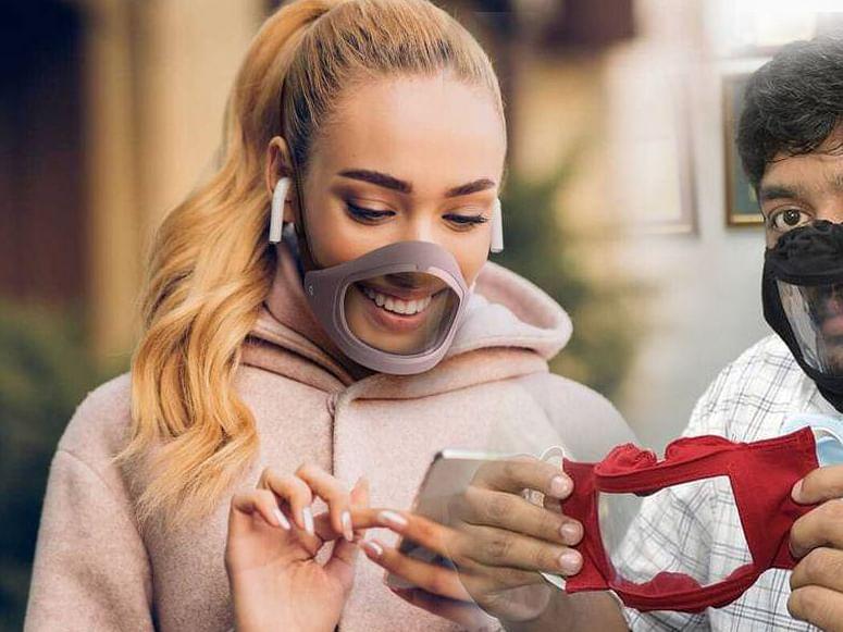 Transparent Mask की उठ रही मांग, जानिए इसके क्या होंगे फायदे और क्यूं है जरूरी